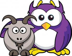 Owl Goat