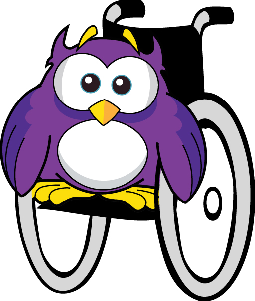 Owl Wheelchair