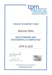 Belinda-CPR-AED