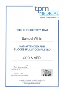 Samuel-CPR-AED